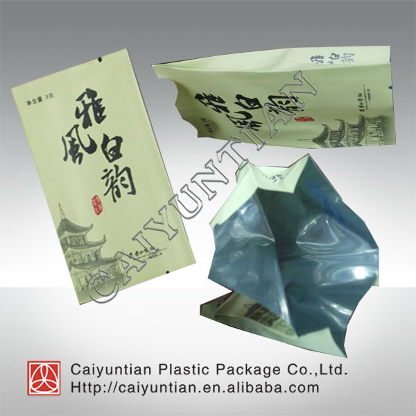 tea bag/ tea plastic packaging bag pouch sachet/beautifull small tea bag