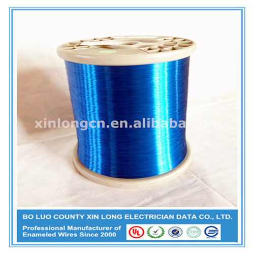ISO Certificated Triple Film Copper Insulation Enameled Winding Wire