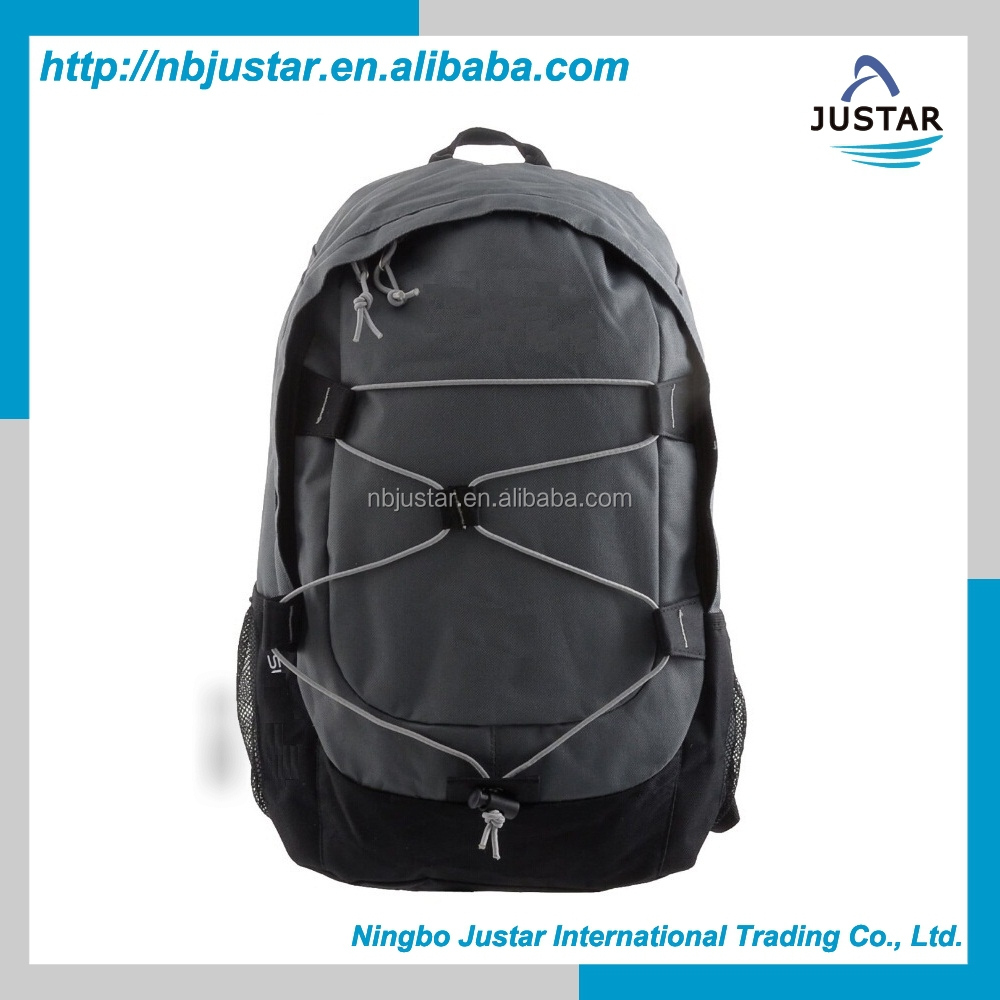 China Manufacturer Durable Backpack / Sports Travel Vintage Hiking Backpack Bags