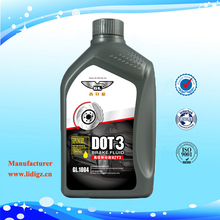 Hot Sale Red Brake Fluid For Cars, Motorcycles And Machines