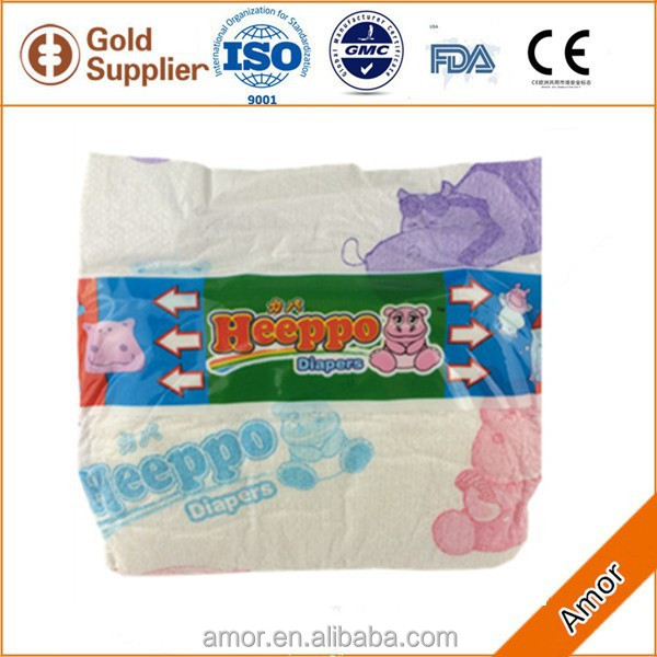 12 years old baby diaper factory in Quanzhou