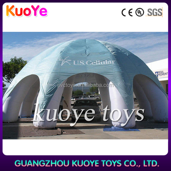 big inflatable promotion dome tent with prices