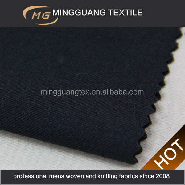 2014 top sale twill wool polyester viscose blend fabric for suiting and pants