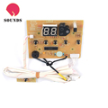 Customized fan heater pcb assembly, appliance board PCBA with Fan heater remote control