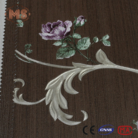 2016 embossed wallpaper natural wall covering