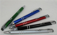 Promotional metal pen factory price ball pen
