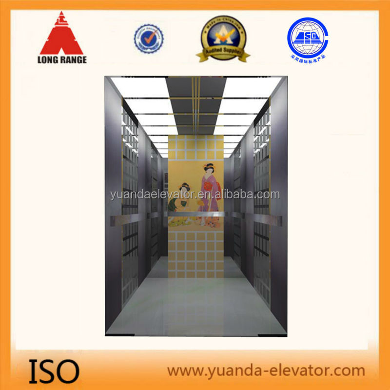Yuanda cheap residential lift