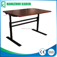 2014 Modern fashion Furniture solid surface office desk steel office desk QJB101