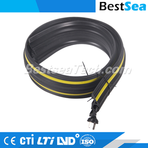 Floor cable cover wholesale, 3 channel cable guard