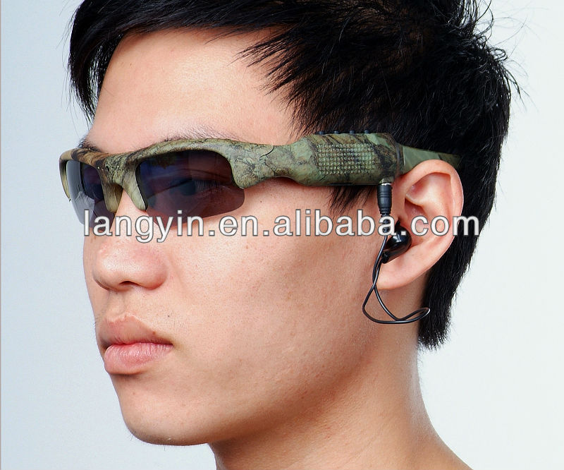 Hot items sunglasses mp3 for listening music ,bluetooth sunglasses mp3 player