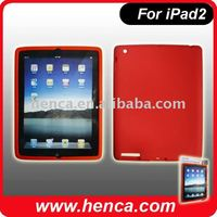 High Quality Silicon Case for iPad2