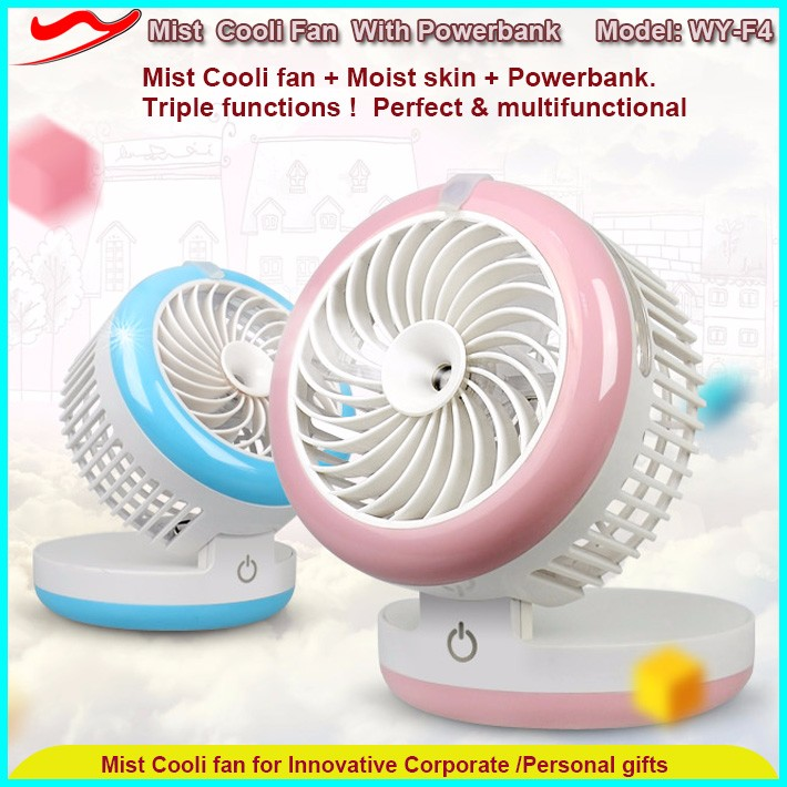 Portable lithium polymer battery energy saver fans for nail art premium