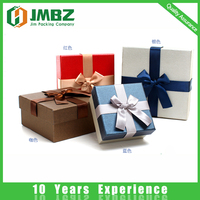 Custom Paper Type and All Industrial Use jewelry gift paper packaging box