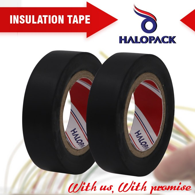 High Adhesive pvc electrical insulation tape for wire harness