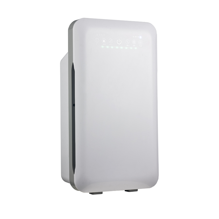 Auto windflow <strong>O2</strong> hepa smart air purifier for room