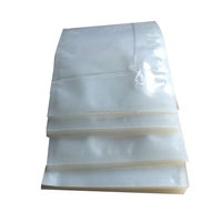 China wholesale food grade vacuum seal plastic packaging transparent nylon bag for frozen foods