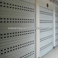 Outside Installation Electrically Operated Roller Shutter