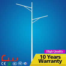 Manufacturer China galvanized 8 Meters street lamp pole post prices