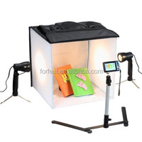 Portable 50cm Camera Photo Studio Tent Kit Lighting Cube Light Tripod Soft Box