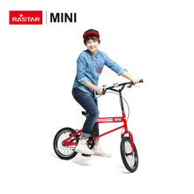 Safety assurance 16'' mini cooper bike for girls without training wheel