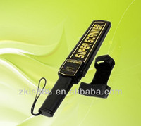 Factory direct supply hand-held metal detector for secure examine