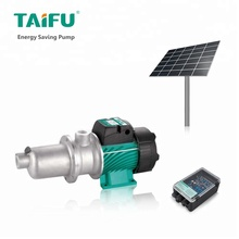 China best price Taifu brand 8m lift 36v 110v dc solar powered swimming pool water pump