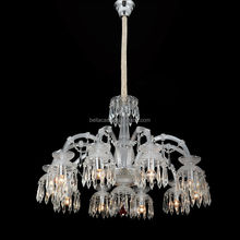 LED Light Source and Glass Cover Material Maria Theresa Chandelier ceiling lamp