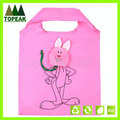 Factory top Sale Promotional Foldable Bag rabbit Foldable Shopping Bag