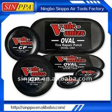 Car natural rubber vulcanizing tire patches