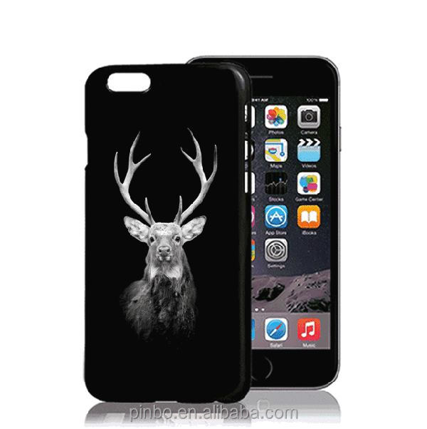 New Design 3D Lenticular Printing Mobile Case Phone Cover