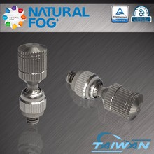 Taiwan Natural Fog High Pressure Cleaning Flat Fan Jet Spray Nozzles