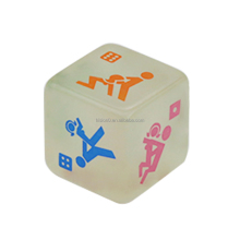 For Couple Sex Make Funny Love Toy Adult Sexy Game 6 Sides Positions Dice