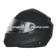 high quality Flip up chin bar helmet with bluetooth(DOT&ECEcertification)