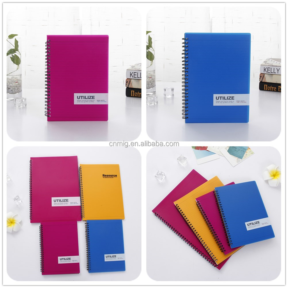 promotion dot grid notebook