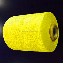 10s p/c yarn for knitting dyed spinning low cost