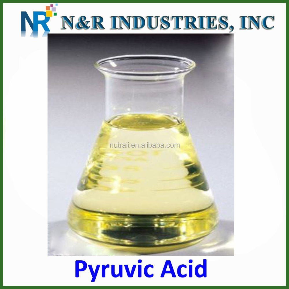 Highly purified Pyruvic acid 99%