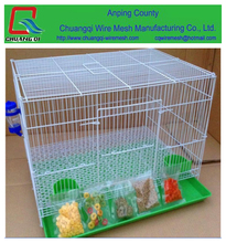 iron wire colorful high quality anping factory bird cage small animal pet cage