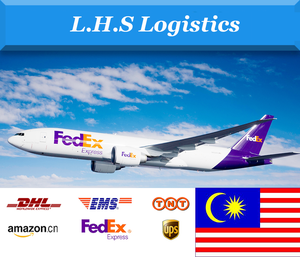 Cheapest DHL/TNT/UPS/FEDEX/EMS/ARAMEX express shipping from China to Malaysia