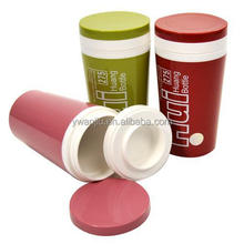 Supply fashion creative plastic double layer sealed thermal insulation Cup (275ml)