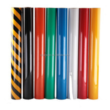 Advertisement Grade Reflective Sheeting abundant color reflective films