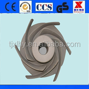 Customized Stainless Steel Investment Casting Jet Pump Impeller