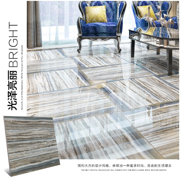 60x60cm foshan new model flooring tiles wooden look full glazed porcelain with price