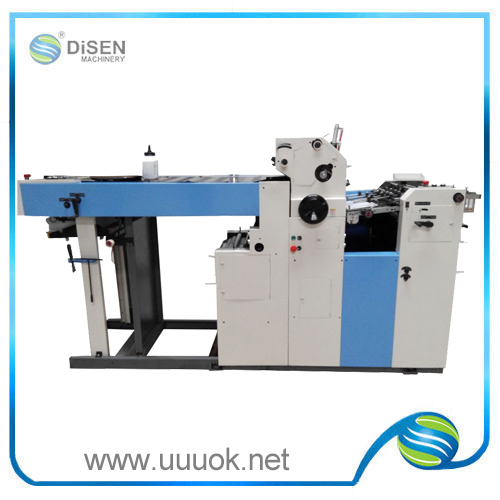 Heavy-duty double-sided high speed single color digital offset printer price