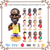 NBA Resin Basketball Star Human Bobble Head Bobblehead Kobe Bryant Bobble Head Doll Statue Souvenir