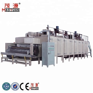 Salted peanut in shell roasting machine