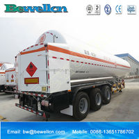 29600L Liquid Carbon Dioxide Transportation Trailer