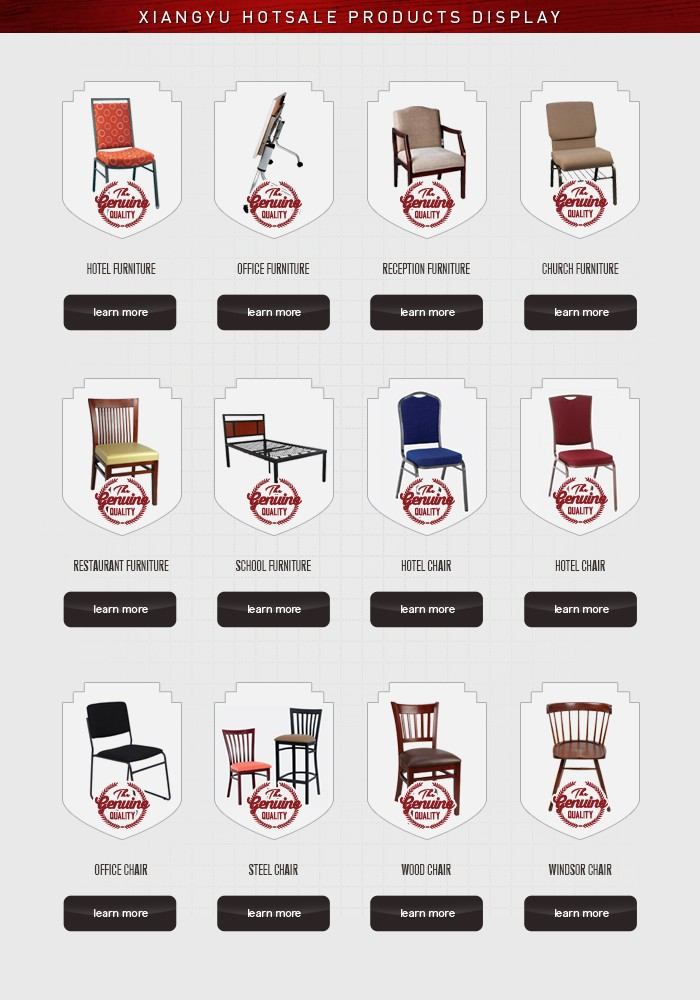 Metal framed fabric coffee and restaurant chairs