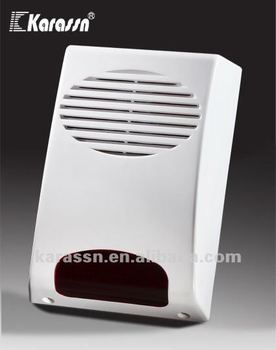 Outdoor Wireless Alarm External Siren