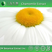 100% High Quality German Chamomile Extract Made in 3W Botanical