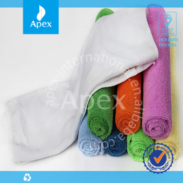 Hot sale colorful furniture cleaning cloth